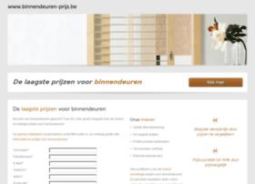 binnendeuren-prijs.be