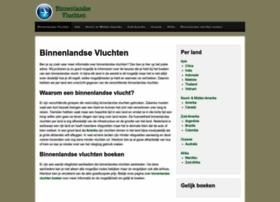 binnenlandsevluchten.com
