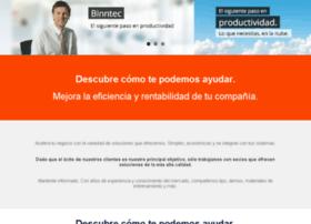 binntec.com.mx