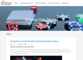 bintangwebdesign.com