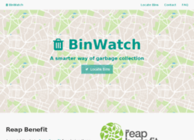 binwatch-ghci.rhcloud.com