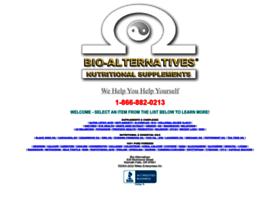 bio-alternatives.net
