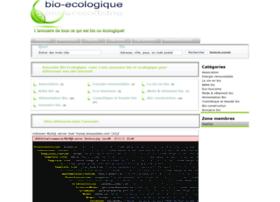 bio-ecologique.com