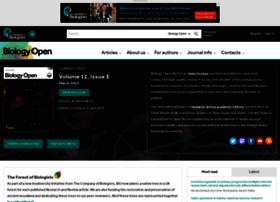 bio.biologists.org