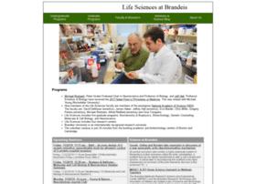 bio.brandeis.edu