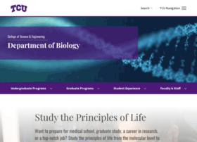 bio.tcu.edu