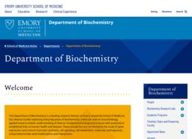 biochem.emory.edu
