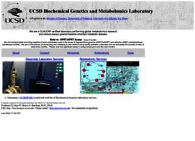biochemgen.ucsd.edu