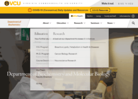 biochemistry.vcu.edu