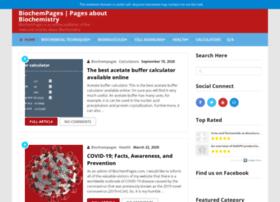 biochempages.com