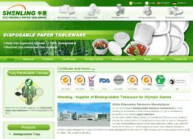 biodegradabletableware.com.cn