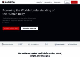 biodigitalhuman.com