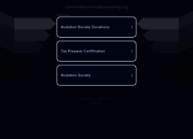biodiversity-informatics-training.org