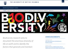 biodiversity.ubc.ca