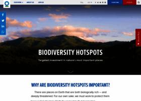 biodiversityhotspots.org