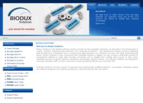 bioduxsolutions.com