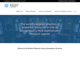 bioethics.georgetown.edu