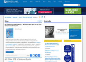 bioethics.net