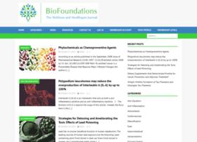 biofoundations.org