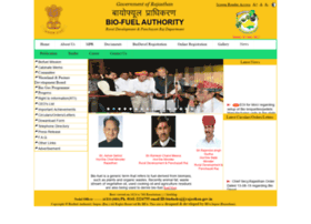 biofuel.rajasthan.gov.in