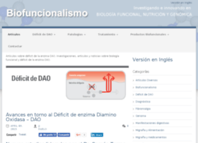 biofuncionalismo.com
