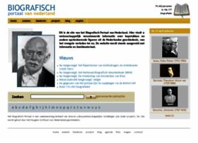 biografischportaal.nl