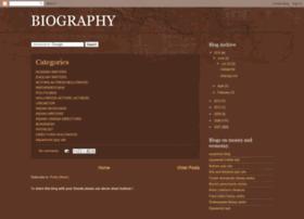 biographies123.blogspot.ca