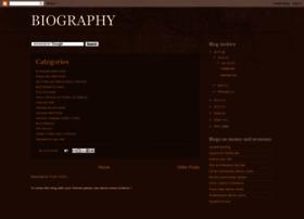 biographies123.blogspot.nl