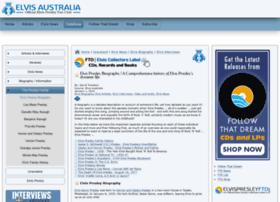 biography.elvis.com.au