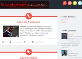 biographyhome.com