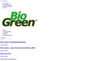 biogreenusa.com