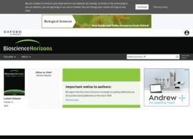 biohorizons.oxfordjournals.org