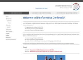 bioinf.uni-greifswald.de