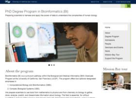 bioinformatics.ucsf.edu