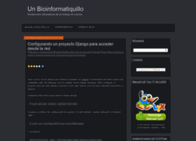 bioinformatiquillo.wordpress.com