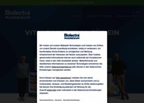 biolectra-magnesium.de