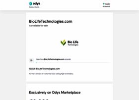 biolifetechnologies.com
