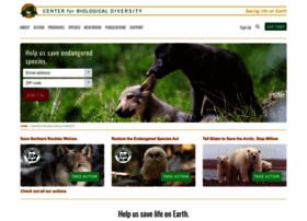 biologicaldiversity.org