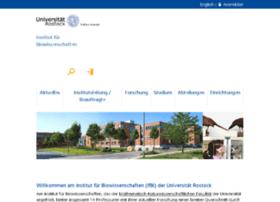 biologie.uni-rostock.de