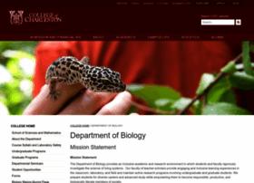 biology.cofc.edu