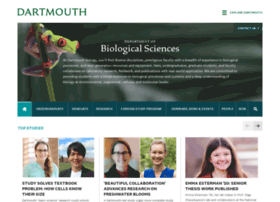 biology.dartmouth.edu