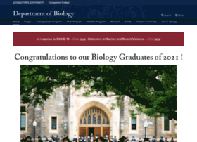 biology.georgetown.edu