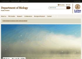 biology.lu.se