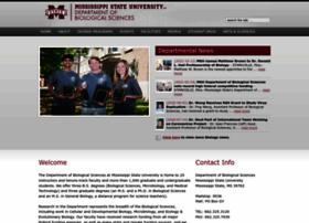 biology.msstate.edu