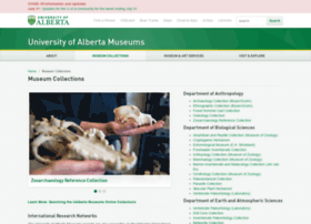 biology.museums.ualberta.ca