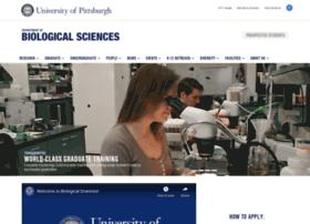 biology.pitt.edu