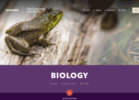 biology.sewanee.edu