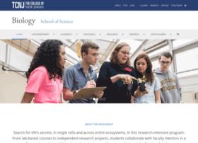 biology.tcnj.edu