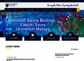 biology.um.edu.my