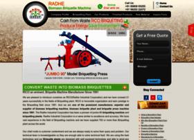 biomassbriquetting.com